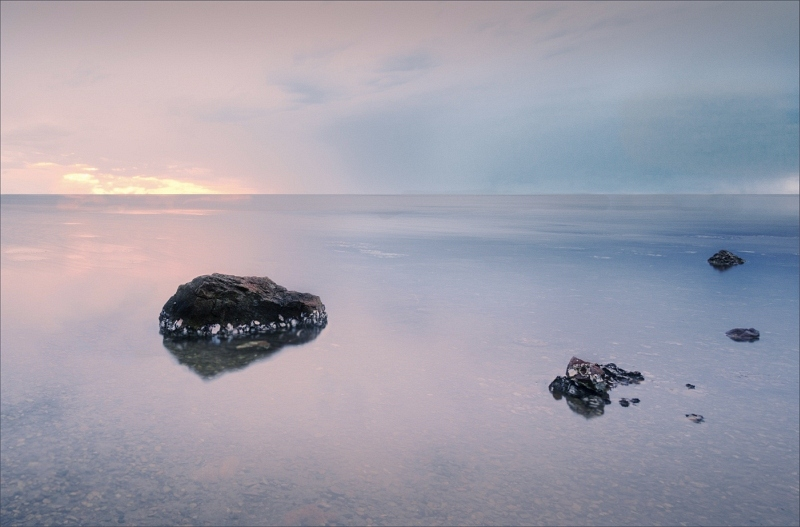 4 Calm Waters by Steve Lord
