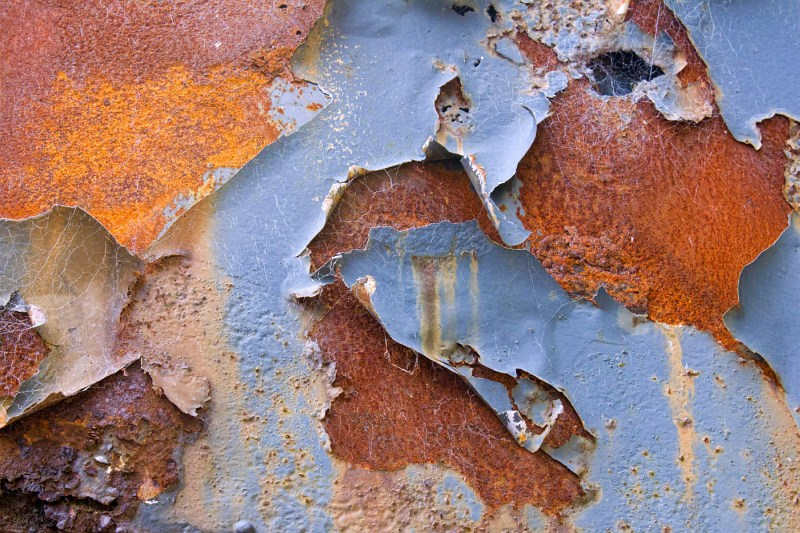 4 Rust by Val Brierley LRPS