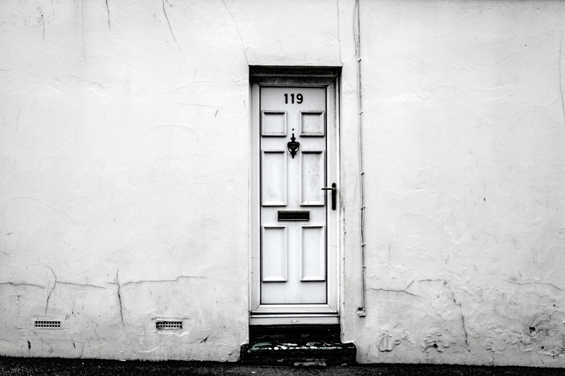 The White Door by Emma Phillips