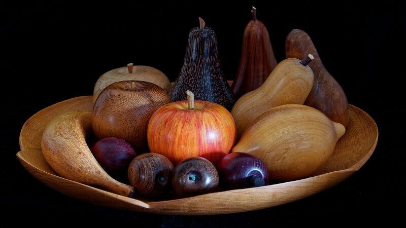 54 The Fruit Bowl by Iain Cameron