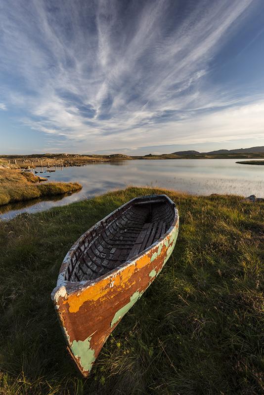 Boat by Rob Bridge (LRPS Panel)