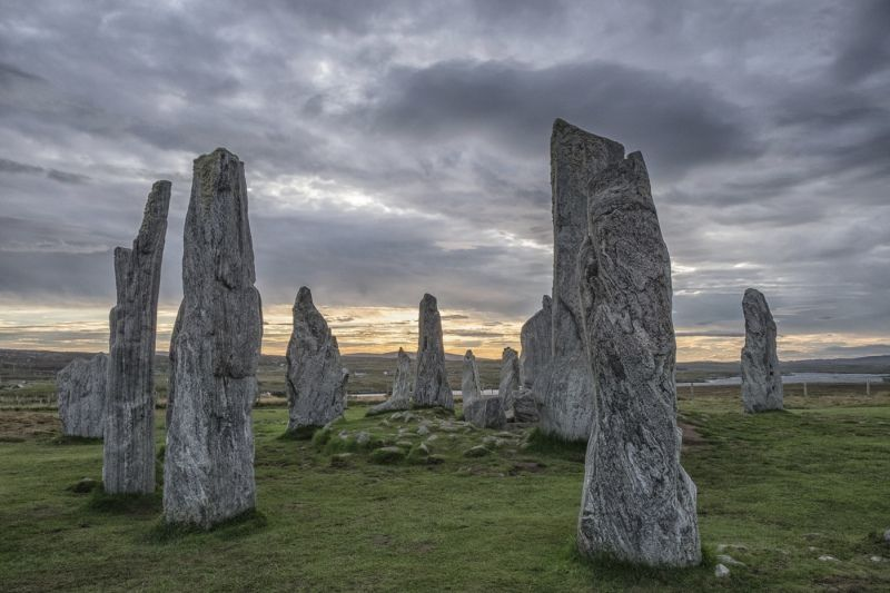 Callanish by Maggie Lawrence