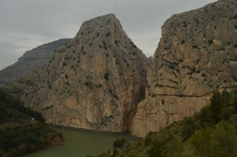 Caminto Del Rey - The final Section! by Chris Parvin