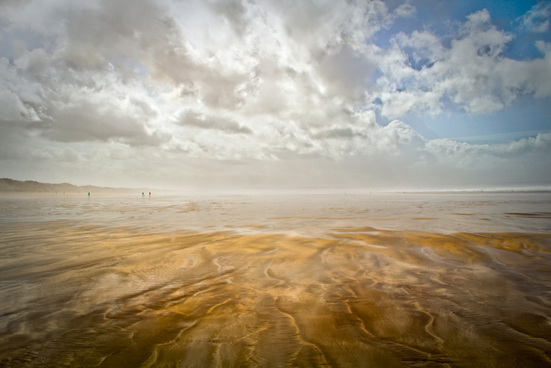 Clouds in the Sand by Frances Underwood (LRPS Panel)