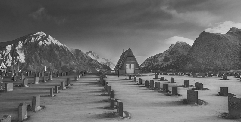Cold Storage by Richard Anders