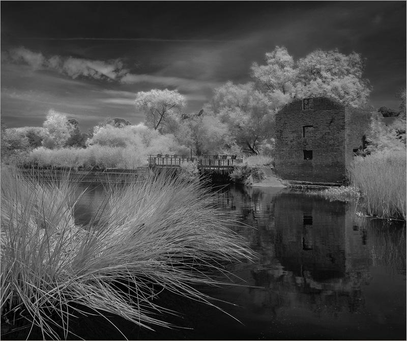 Cutt Mill by Derek Philpott