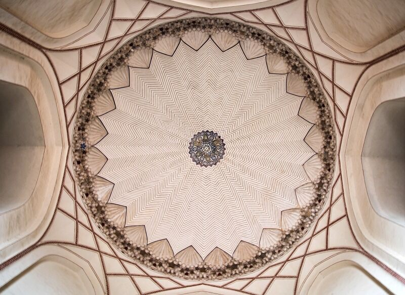 Dome - Humayun's Tomb by Janine Scola Second Section B