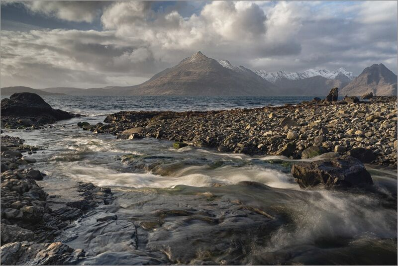 Elgol by Maggie Lawrence Highly Commended Section B