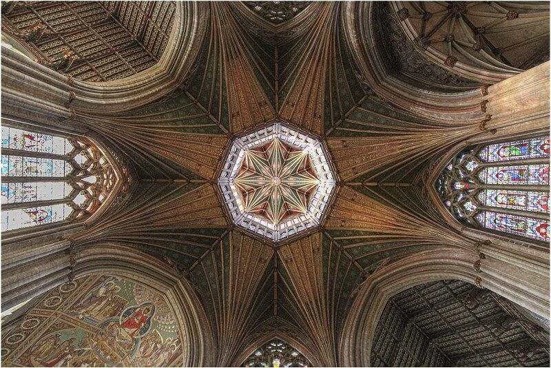 Ely Cathedral by Phil Whiffing Highly Commended Section B