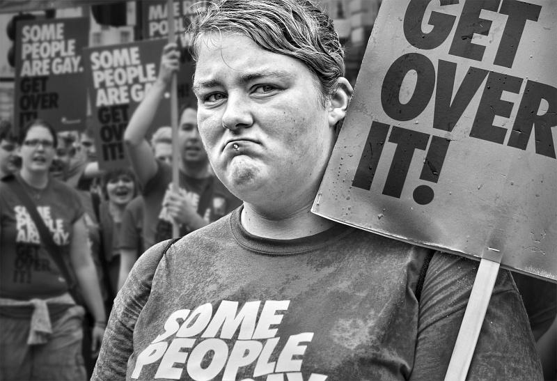 Get Over It! by Helen Jones