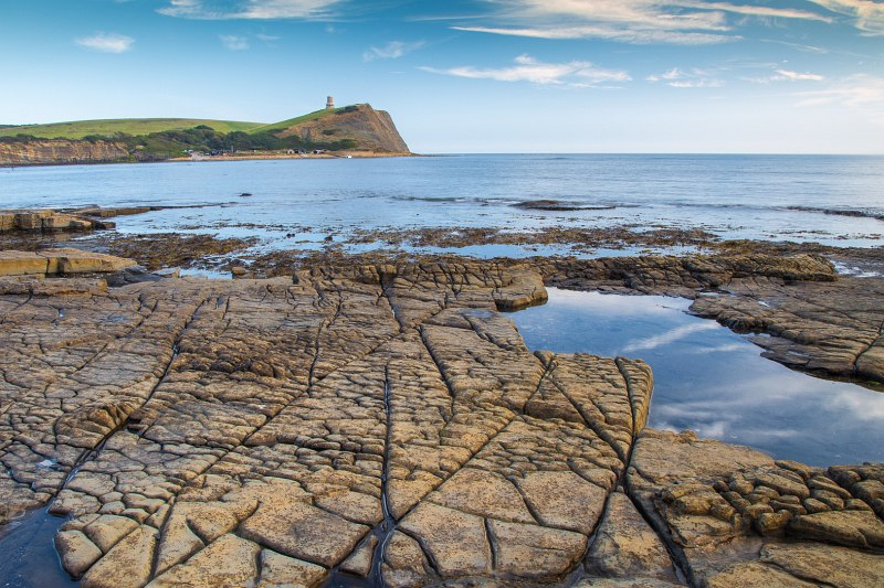 Kimmeridge by Jeremy Lee-Potter