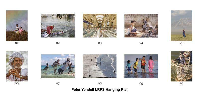 LRPS Hanging Plan - Peter Yendell