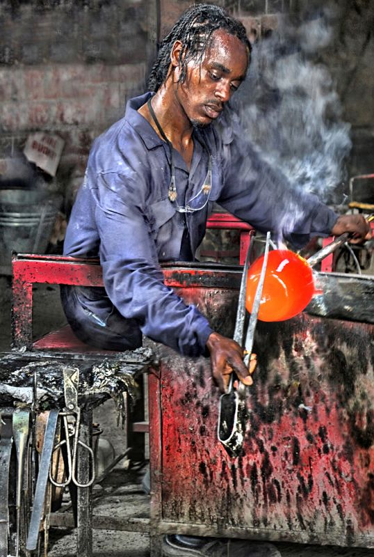 Man Making by Lisa Bukalders
