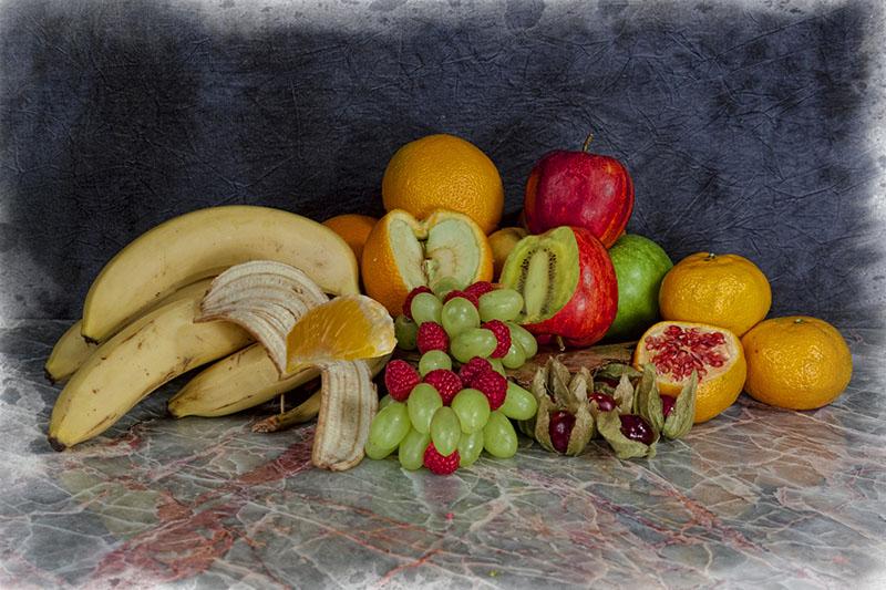 Mixed Fruit: Tim Downton