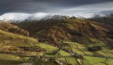 Morning View from Helm Crag Grasmere by Richard Anders