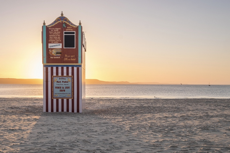 Punch and Judy by Alison Webber
