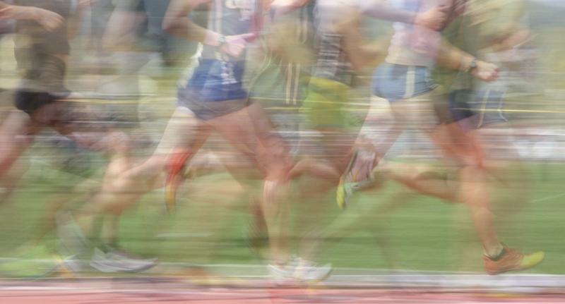 Racers by Valerie Duncan