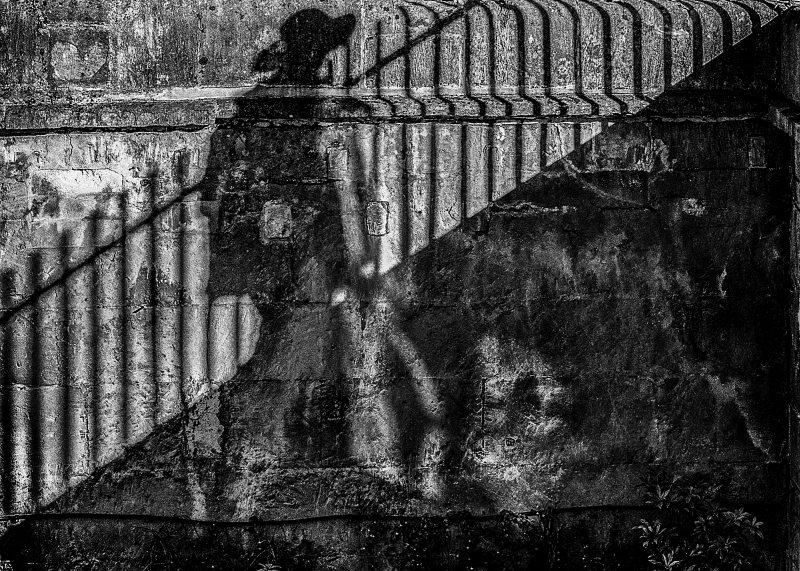 Shadowman by Penny Piddock