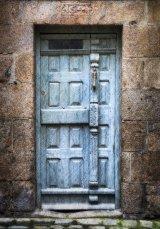 The Blue Door by Stephen Jones