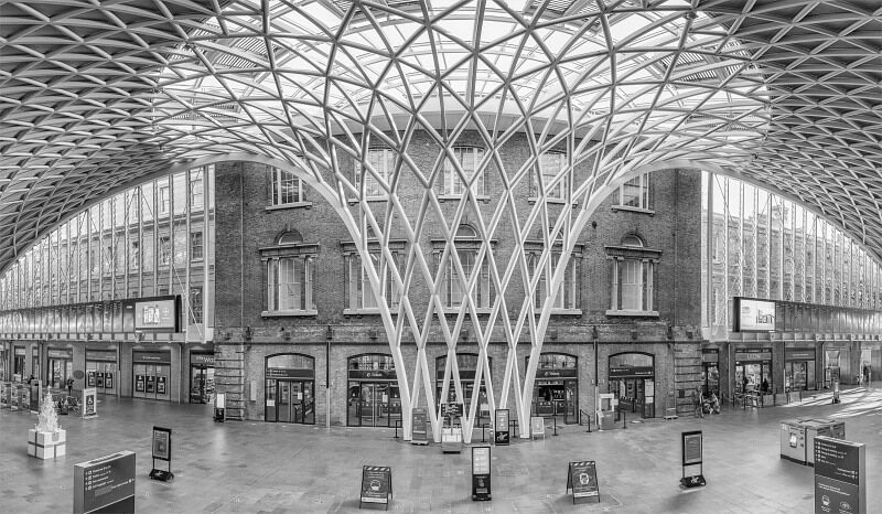 The Light of Kings Cross by Peter Yendell First Section A