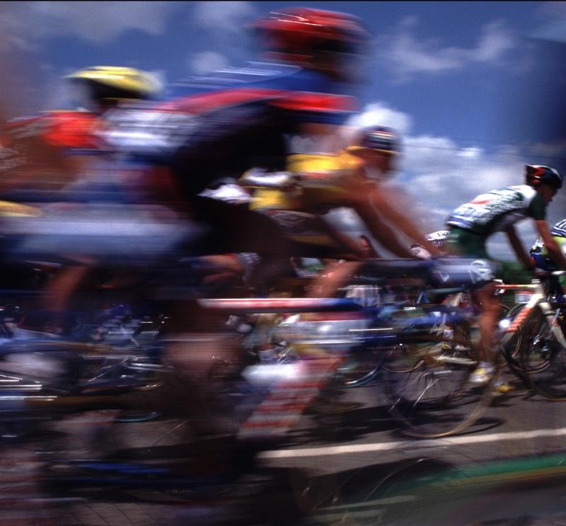Tour de France by Dee Wareham