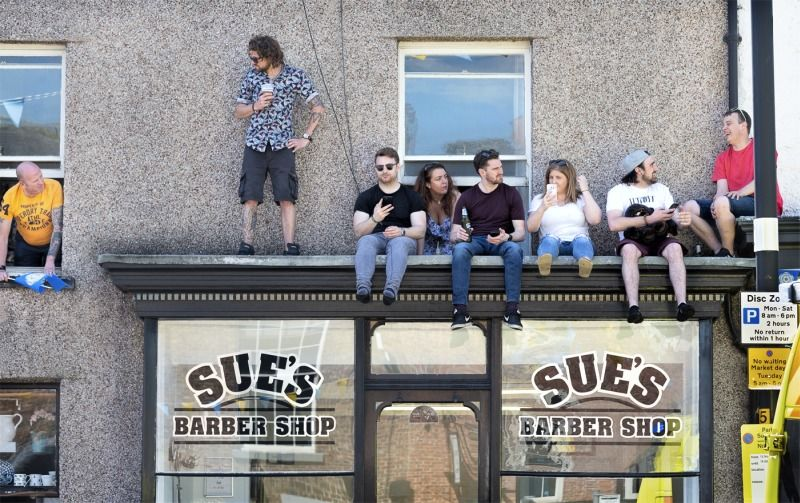 Waiting for Sue by Helen Jones Highly Commended Section A