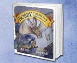 'Bobby the Brown Long Eared Bat' © A. S. Mills and Kate Wyatt