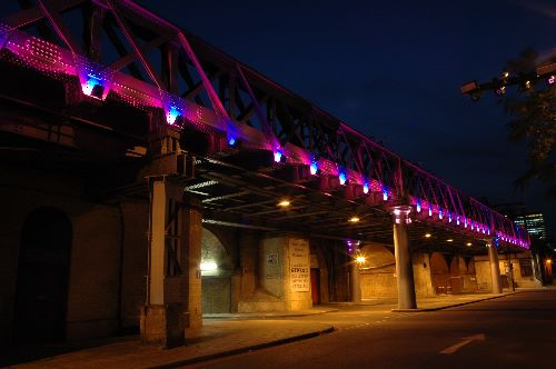 Southwark Arches Client Urbis