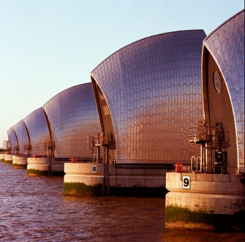 Thames Barrier Client Rmc