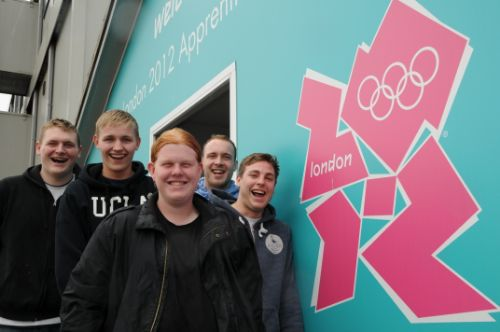 Olympic Apprentices Client JTL