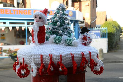 Herne Bay Christmas Knits