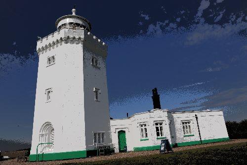 Sth Foreland lighthouse