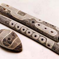 ocarina and recorders