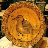 Sandpiper curlew bowl