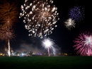 Fireworks - Chester Racecourse