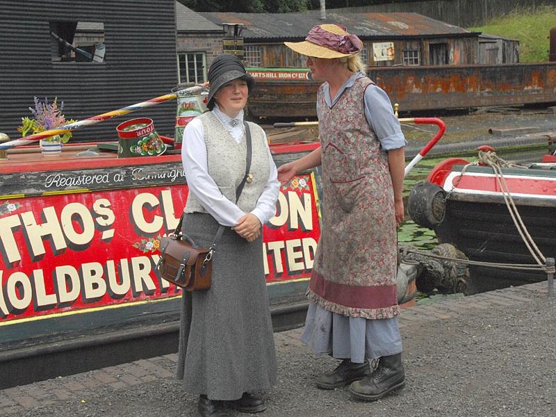 Canal Actors