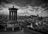 Calton Hill View, Edinburgh