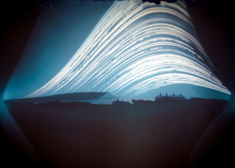 6 month exposure, Seven sisters