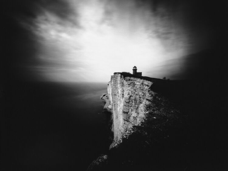 The Belle tout lighthouse, Beachy head
