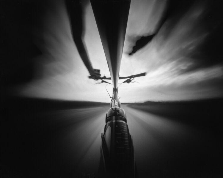Pinhole bike ride