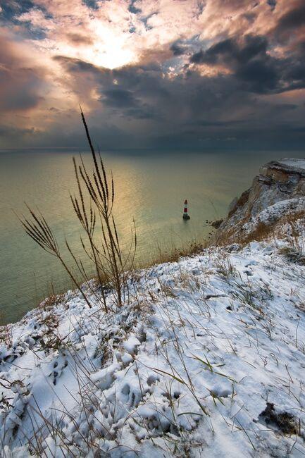 Winter on the edge