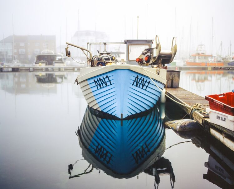 NN1 fishing boat