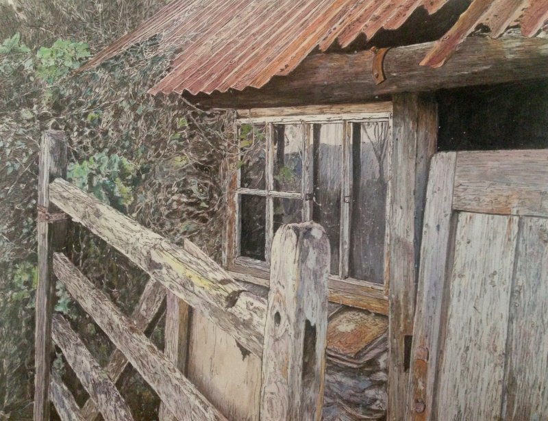 Fisherman's cottage, Prussia Cove