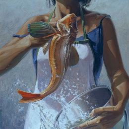 fishy tail