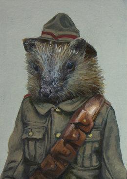 Hoodlum Hedgehog