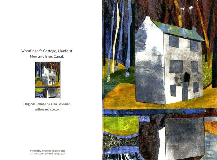Wharfinger's Cottage, Llanfoist.