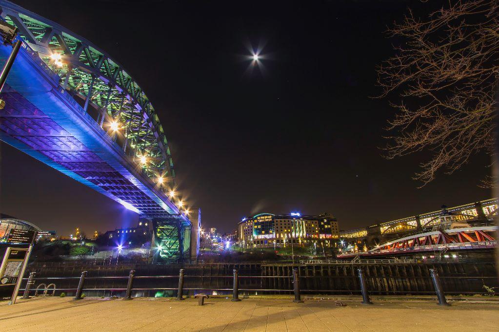 Bridges and Moon