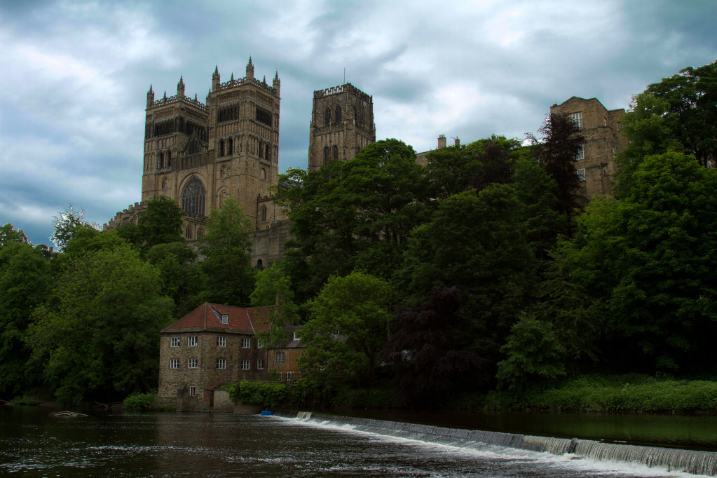 Durham Cathedral and Riverside