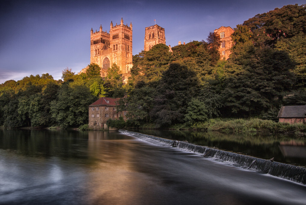 Durham Cathedral and Wear