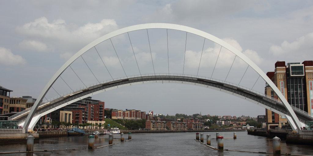 Open Millenium Bridge